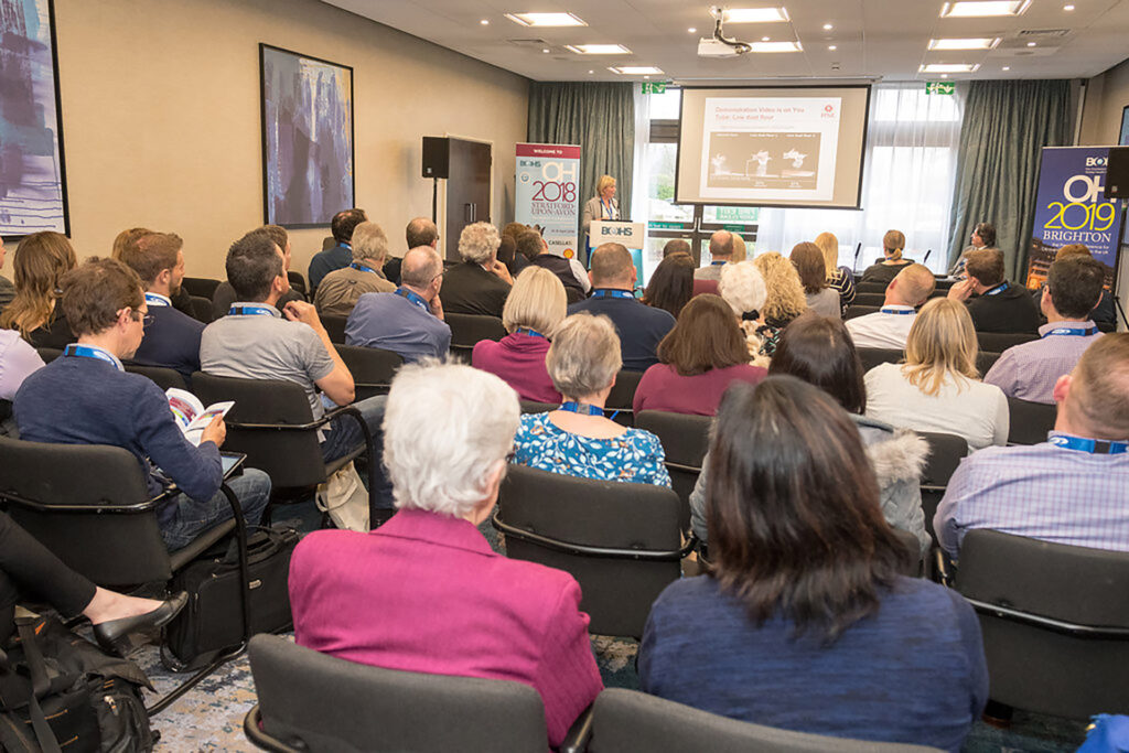 Picture: Ian Hodgkinson / Picture It BOHS annual conference 2018 held at Stratford Upon Avon